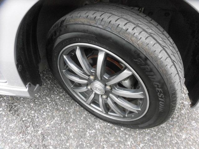 タイヤ・ホイールの状態も良好です! 安心して乗っていただけます。