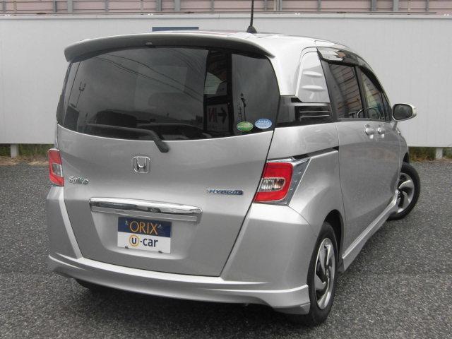 ハイブリッド CD AUX ETC キーレス オートエアコン 5人乗り 1年間保証付(3枚目)