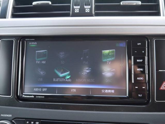 トヨタ ランドクルーザープラド 2.8 TX Lパッケージ ディーゼルターボ モデリスタ