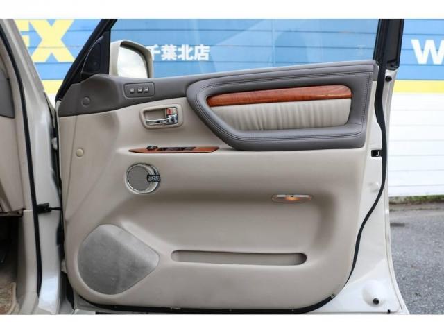 トヨタ ランドクルーザー100 4.7 4WD マークレビンソン フルエアロ