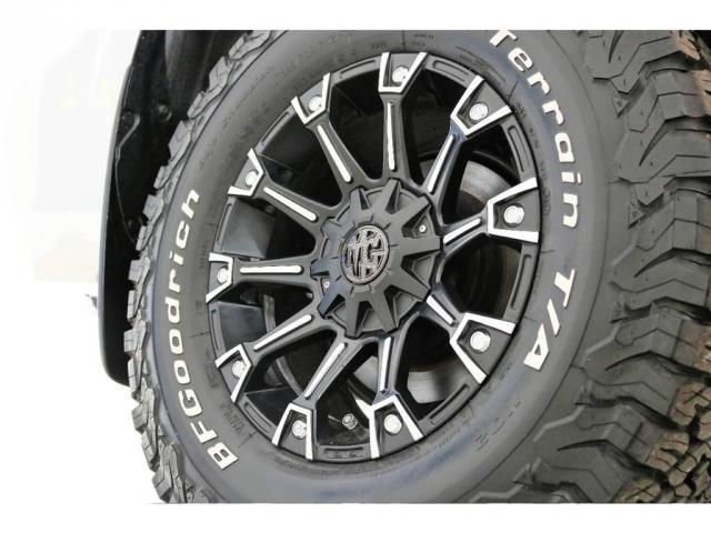 MG17インチホイール&BFグッドリッチATタイヤ!