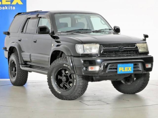 「トヨタ」「ハイラックスサーフ」「SUV・クロカン」「千葉県」の中古車19