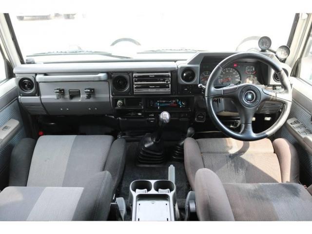 4.2 LX ディーゼル 4WD KOCターボ 4インチUP(2枚目)