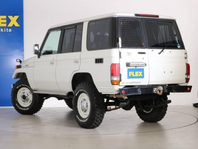 4.2 LX ディーゼル 4WD KOCターボ 4インチUP(3枚目)
