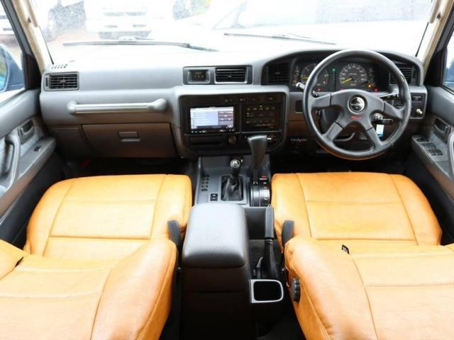 4.5 VXリミテッド 4WD 86 7インチUP SDナビ(2枚目)