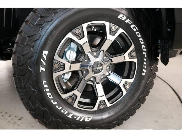 2.8 TX ディーゼルターボ 4WD 新車未登録(9枚目)