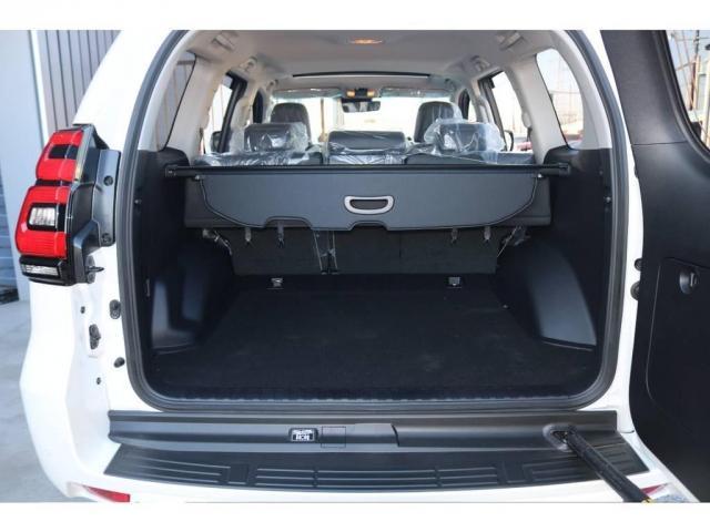 TX Lパッケージ 新車未登録 カスタムパッケージ 2インチリフトUP NITRO17AW&BFG・ATタイヤ 9インチナビ&バックカメラ&ETC サンルーフ&ルーフレール 寒冷地仕様 サイドバイザー フロアマット(7枚目)