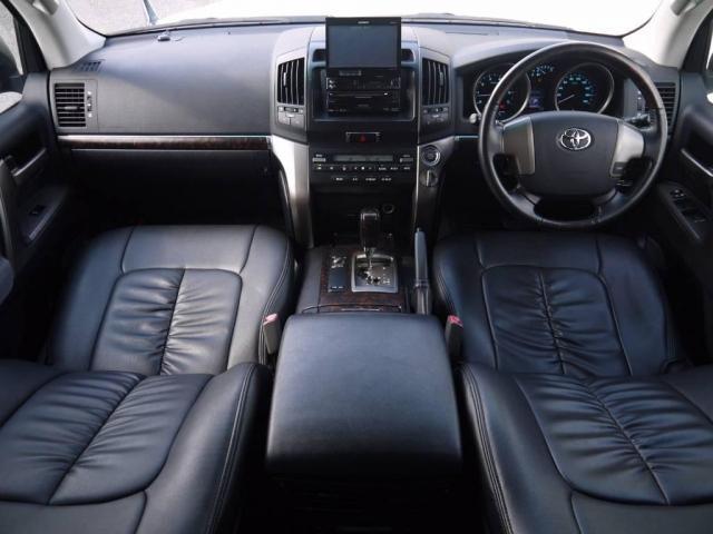トヨタ ランドクルーザー AX  ウッドコンビハンドル LX570風ホイール