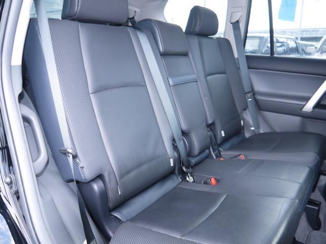 トヨタ ランドクルーザープラド TX Lパッケージ FUEL17インチAW 後席モニター