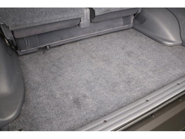 荷室カーペット