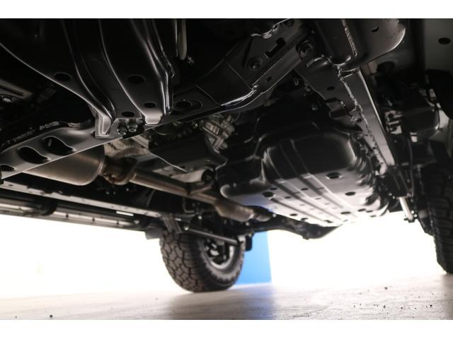 TX Lパッケージ・ブラックエディション 新車未登録 新品2UP 新品ジオX-AT 新品アルパインナビ 新品Bカメラ&ETC 専用AW 専用ルーフレール 寒冷地仕様 サンルーフ サイドバイザー サイドステップ フロアマット(11枚目)