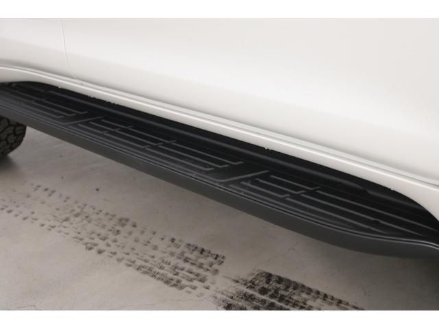 TX Lパッケージ・ブラックエディション 新車未登録 新品2UP 新品ジオX-AT 新品アルパインナビ 新品Bカメラ&ETC 専用AW 専用ルーフレール 寒冷地仕様 サンルーフ サイドバイザー サイドステップ フロアマット(29枚目)