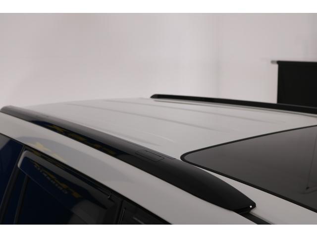 TX Lパッケージ・ブラックエディション 新車未登録 新品2UP 新品ジオX-AT 新品アルパインナビ 新品Bカメラ&ETC 専用AW 専用ルーフレール 寒冷地仕様 サンルーフ サイドバイザー サイドステップ フロアマット(30枚目)