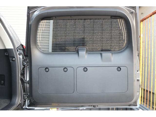TX 新車未登録 新品2UP 新品グッドリッチATタイヤ 新品ウオーヘッドAW 新品アルパイン9インチナビ 新品ETC 新品バックカメラ 寒冷地仕様 サンルーフ サイドバイザー ルーフレール フロアマット(51枚目)