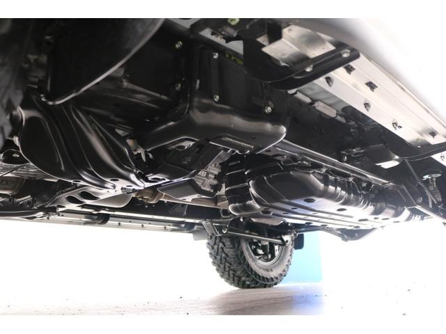 TX Lパッケージ 2インチリフトUP MGゴーレム17インチAW ジオランダーMTタイヤ アルパインBIG-Xナビ バックカメラ ETC車載器 サンルーフ ルーフレール 寒冷地仕様 クリアランスソナー バイザー マット(11枚目)