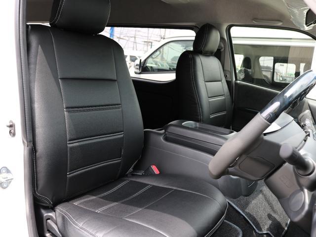 トヨタ ハイエースワゴン GL 内装アレンジ NewアレンジCT