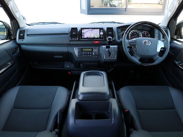 トヨタ ハイエースバン スーパーGL ダークプライム ライトカスタムパッケージ