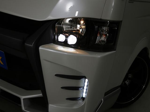 トヨタ ハイエースバン ロングスーパーGL 3型 フルエアロ