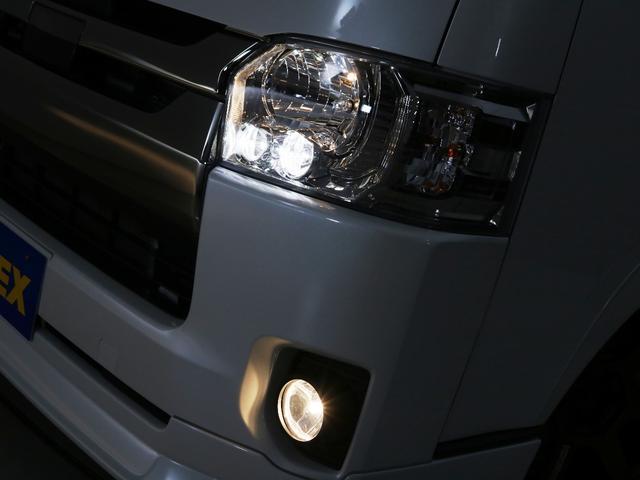 トヨタ ハイエースバン スーパーGL ダークプライム ライトチューンパッケージ