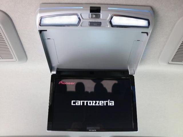 カロッツェリア 11.6型 フリップダウンモニター!
