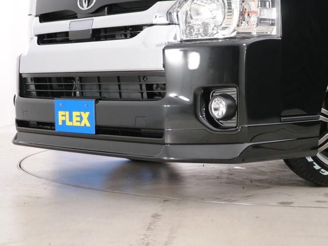 FLEXオリジナル Delfinoline フロントリップスポイラー♪