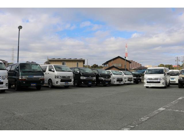 「トヨタ」「ハイエース」「ミニバン・ワンボックス」「静岡県」の中古車45