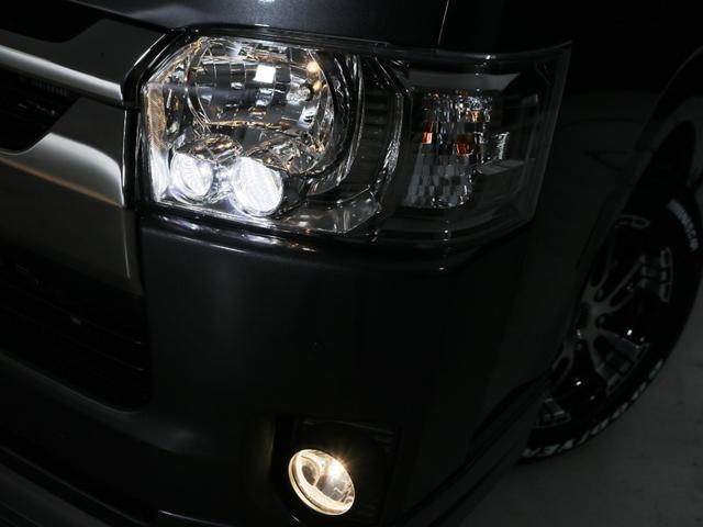 スーパーGL ダークプライムII 5人乗り4ナンバー登録 ガソリン2WD ライトカスタムPKG(9枚目)