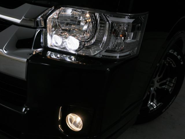 GL ファインテックツアラー 10人乗り3ナンバー登録 ガソリン2WD ローダウン 17インチAW ナビ ETC 後席モニター キャプテンシート スライドレール シートカバー(9枚目)