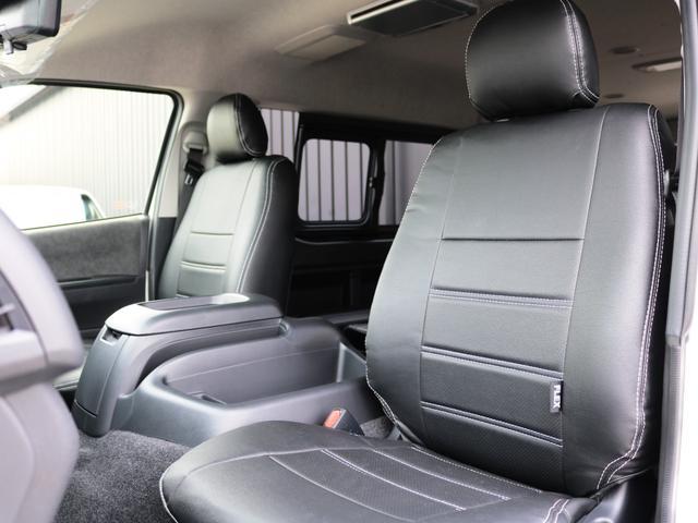 GL 10人乗り3ナンバー登録 ガソリン2WD FLEXオリジナル内装アレンジVer3 ローダウン 17インチAW ナビ ETC 後席モニター 3人掛けシート2脚 フルフラットベッド 床張り(16枚目)