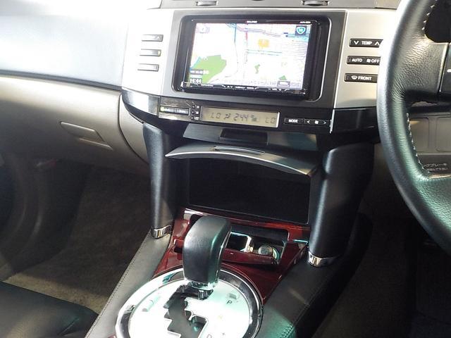 トヨタ マークX 250G 新品SDナビ バックカメラ ETC パワーシート