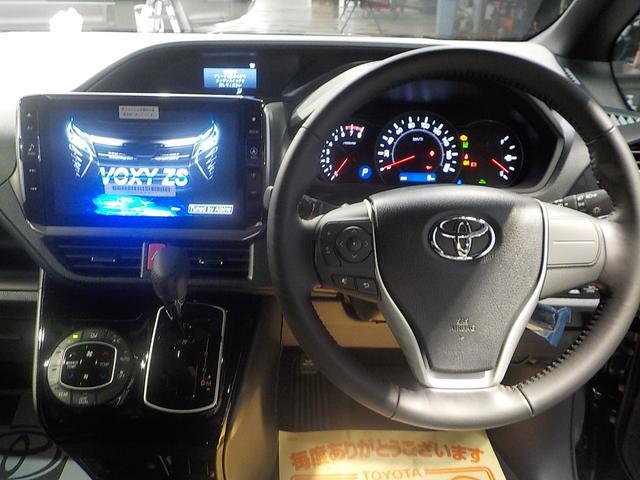 トヨタ ヴォクシー ZS 7人乗り デュアルパワースライドドア 11インチナビ