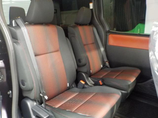 トヨタ ヴォクシー ZS 7人 BIG-X11インチ フリップ 内装オレンジ