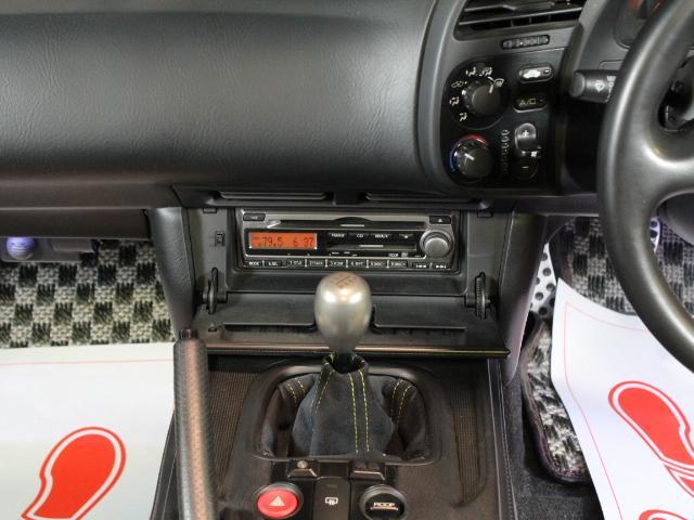ホンダ S2000 タイプS 無限マフラー 車高調 1オーナー 禁煙車