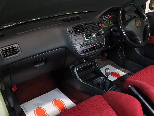ホンダ シビック タイプR 社外マフラー バーディクラブ車高調