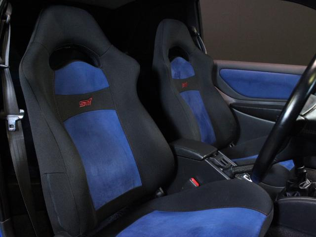 スバル インプレッサ 22B-STiバージョン 1オーナー 社外エキマニ 車高調