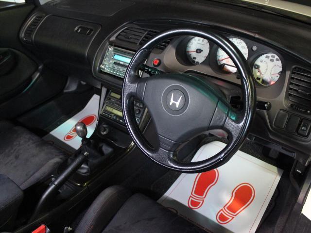 ホンダ アコード ユーロR 5ZIGENマフラー 社外車高調 HID