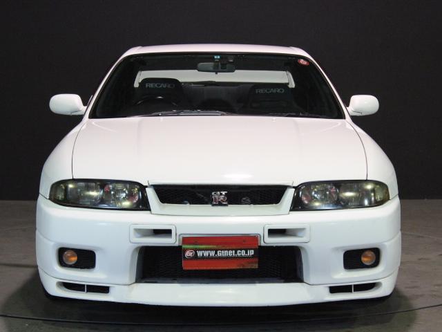 日産 スカイライン GT-R Vスペック BLITZ車高調 マインズマフラー