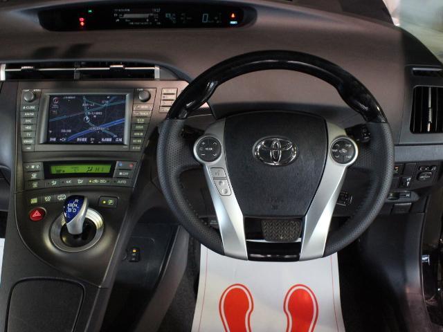 トヨタ プリウスPHV G HDDナビTV バックカメラ クルコン シートヒーター