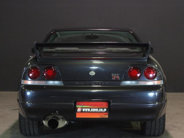 日産 スカイライン GT-R ワンオーナー フジツボマフラー ETC