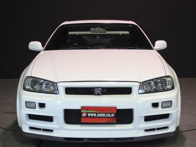 日産 スカイライン GT-R Vスペック nismoエアロ GT-SSタービン