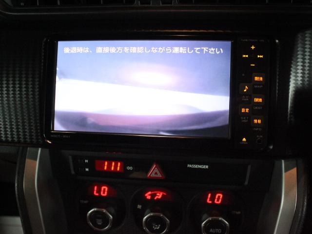 トヨタ 86 GTリミテッド BLITZ車高調 TRDエアロ バックカメラ