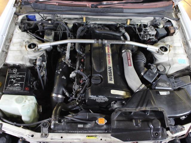 GT-R ニスモマフラー ハセミスポーツアルミ ETC(8枚目)