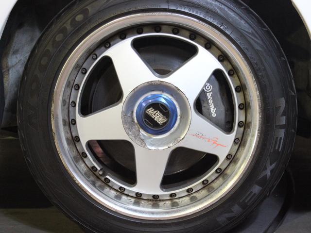 GT-R ニスモマフラー ハセミスポーツアルミ ETC(9枚目)
