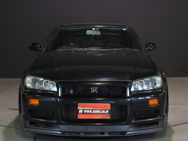 GT-R Vスペック ワンオーナー 禁煙車 HKS車高調(2枚目)