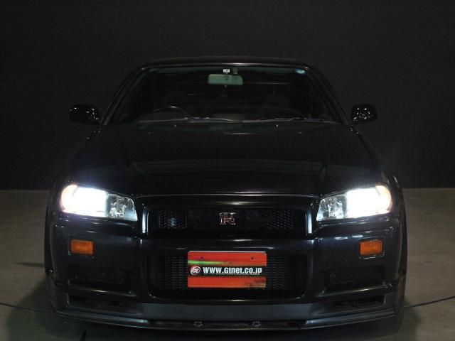 GT-R Vスペック ワンオーナー 禁煙車 HKS車高調(7枚目)