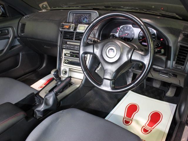 GT-R Vスペック ワンオーナー 禁煙車 HKS車高調(10枚目)