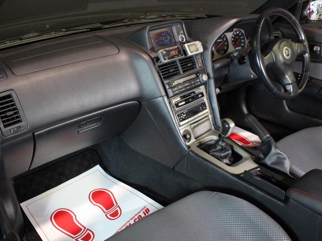 GT-R Vスペック ワンオーナー 禁煙車 HKS車高調(12枚目)