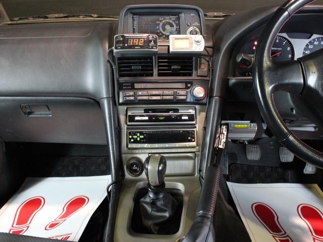 GT-R Vスペック ワンオーナー 禁煙車 HKS車高調(13枚目)