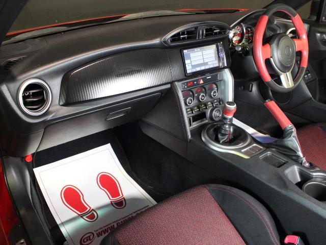 GT BLITZ車高調 柿本マフラー 外メーターパネル(12枚目)