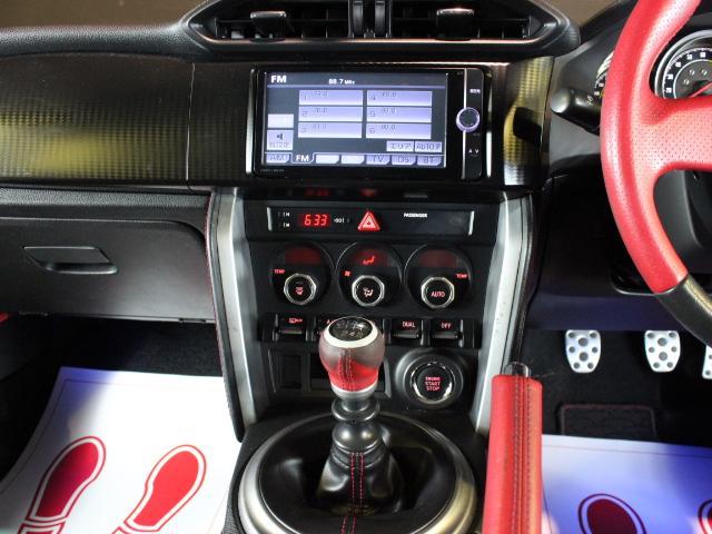 GT BLITZ車高調 柿本マフラー 外メーターパネル(13枚目)